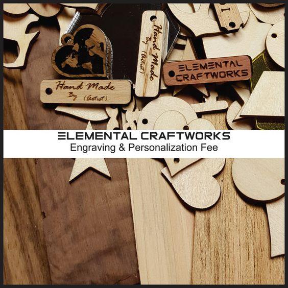 Elemental Craftworks Engraving & by ElementalCraftworks on Etsy