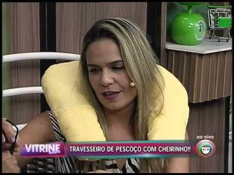Artesã ensina travesseiro de pescoço com cheirinho! (23/02) - YouTube