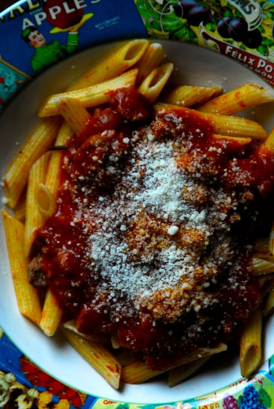 Rachel Ray's Christmas Pasta has got to be one of my favorite pasta recipes. It would be easy enough to chop all the ingredients up th...