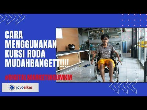 Cara Menggunakan Kursi Roda Bersama Joyo Alkes Youtube Di 2020 Kursi Roda