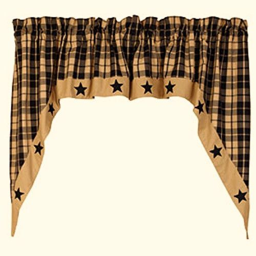 Country Farmhouse, Window Valances And Valances On Pinterest