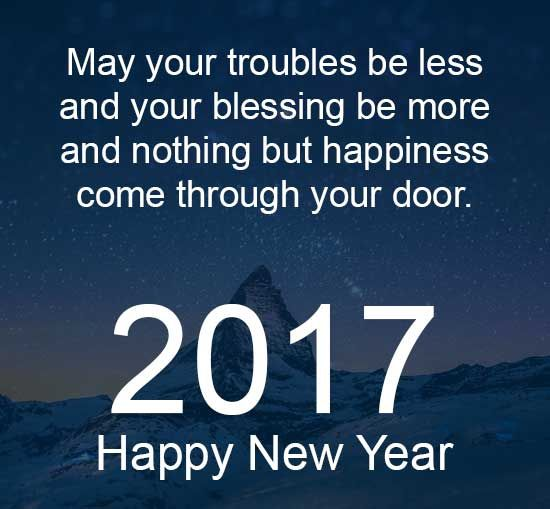 "2017!! ""Happy new year! YOU GOT THIS! Spread kindness far and wide my friends!"" - Monica W. :-).:"