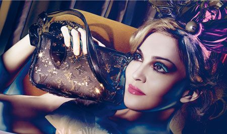 Louis Vuitton Fall/Winter 20092010 Madonna by Steven Meisel