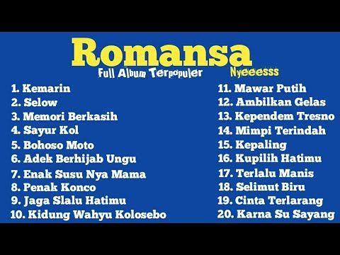 Gudang Mp3 Youtube Lagu Musik Baru Romansa