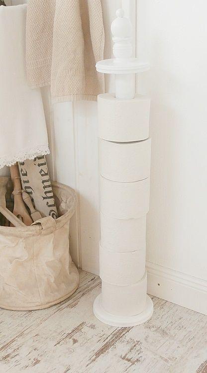 idea for toilett paper