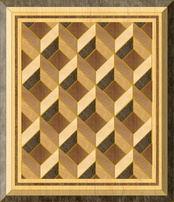 South West Inlay Designs And Patterns : Marquetry on pinterest