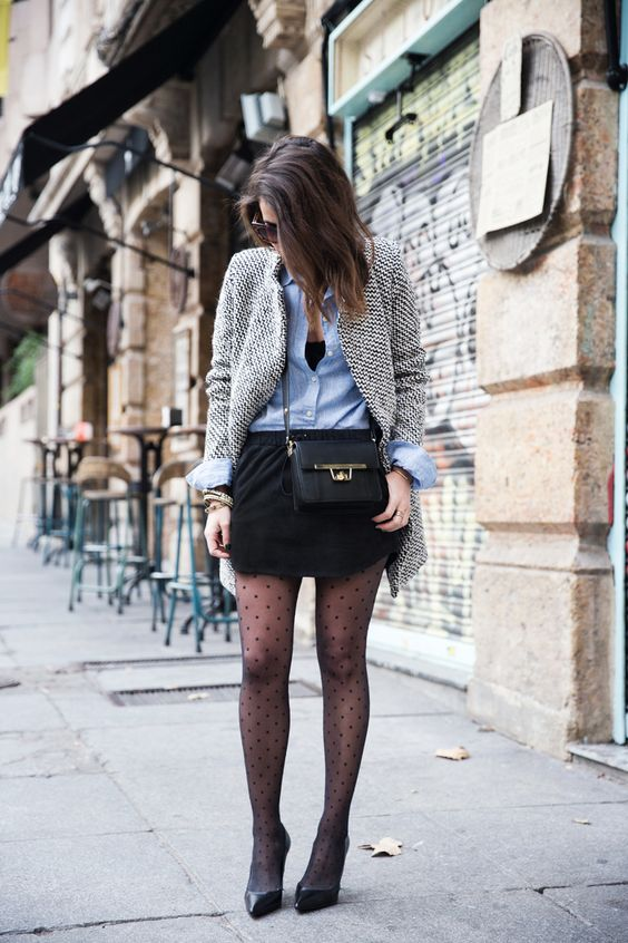 Suede_Skirt-Black_And_White_Coat-Street_Style-Outfits-Collage_Vintage-Plumetti-Wolford-46