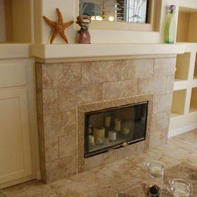 Hearth tiles, Fireplace hearth and Melbourne on Pinterest