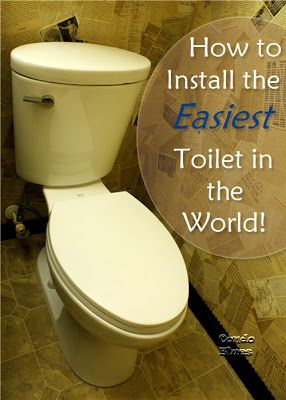how to install a toilet toilets clogs and to remove. Black Bedroom Furniture Sets. Home Design Ideas