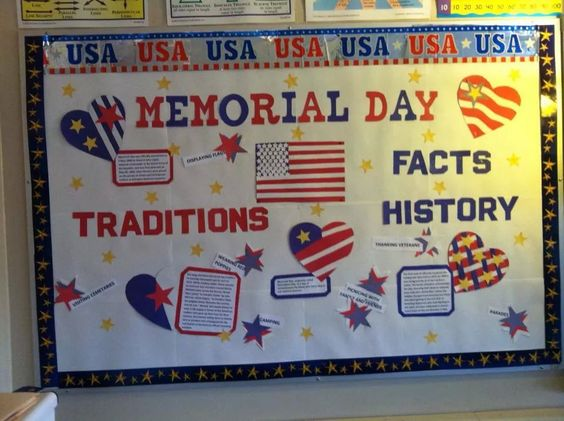 ideas for memorial day program