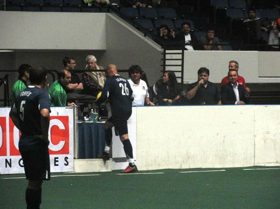 February 26, 2012 - v Tacoma Stars (game two)