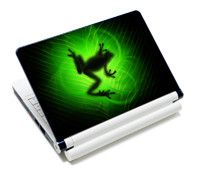 """Frog 15.6"""" High Quality Laptop Skin Decal Sticker Cover Fits 12 13 14 15 Inch"""