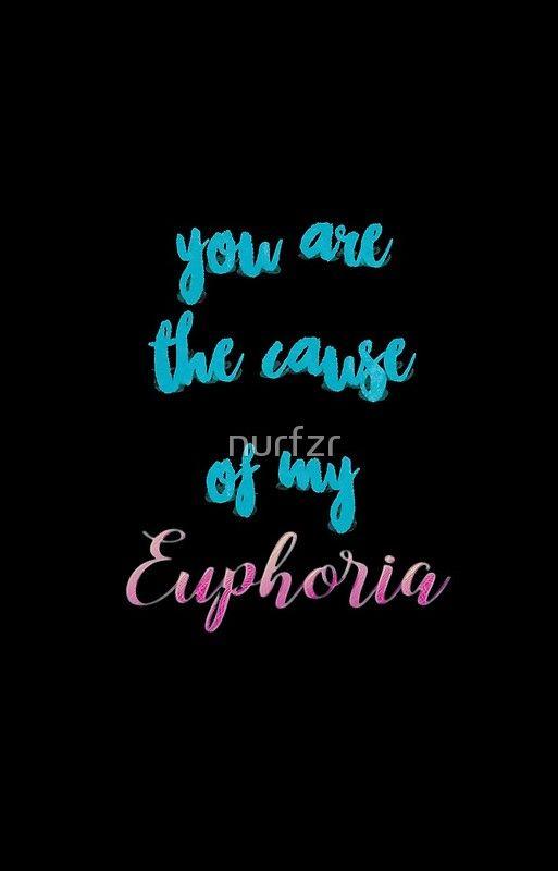 Euphoria Iphone Case Cover With Images Euphoria Queens Wallpaper Kpop Quotes