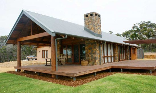 Australian Country Home Designs Design Ideas Country House