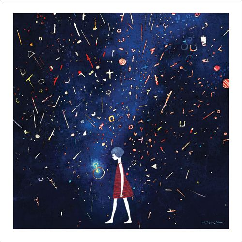 Fragments- Yoko Tanji