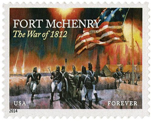 Birth of Francis Scott Key, Author of National Anthem   Born on August 1, 1779, in western Maryland, Francis Scott Key witnessed the devastating attack of