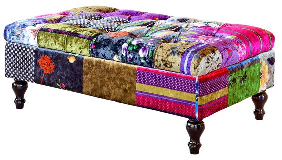 Colourful Ottoman