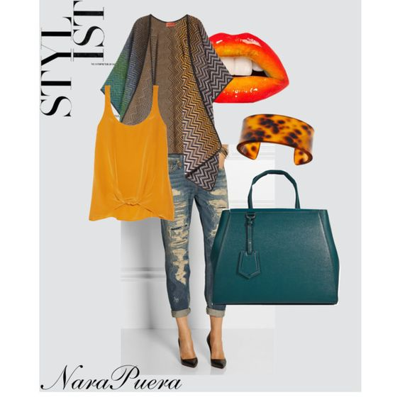 """""""Yellow Mood"""" by narminq on Polyvore"""