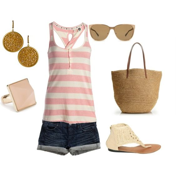 Summer Days.  But with different sandles and handbag!