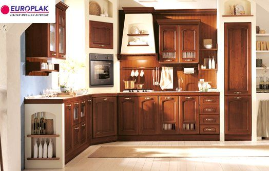 Europlak's Luxury Natura #Modular #Kitchen brings more space for #design, more harmony between shapes, more ergonomics and solidity for those who work in it. For more details Visit : http://www.europlak.in/