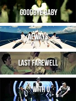Goodbye Baby/Always/Last Farewell/With U
