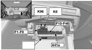 Bmw 6 Series E63 E64 2004 2010 Fuse Box Diagram Bmw 6