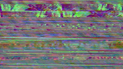 Sonic Glitch GIFs Are Music to Our Ears | The Creators Project