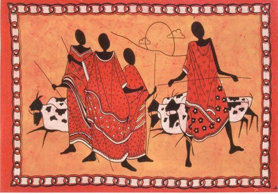 - Colcha Africana Masai - Decoración Árabe http://www.decoracion-arabe.es/proddetail.asp?prod=colcha-africana-etnica