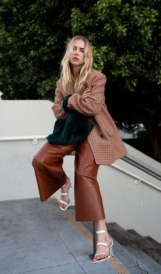 White Tamara Mellon heels
