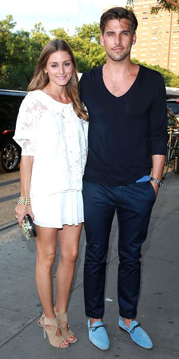 Olivia Palermo and Johannes Huebl: A Style Tribute to the Gorgeous Newlyweds - July 15, 2013 from #InStyle