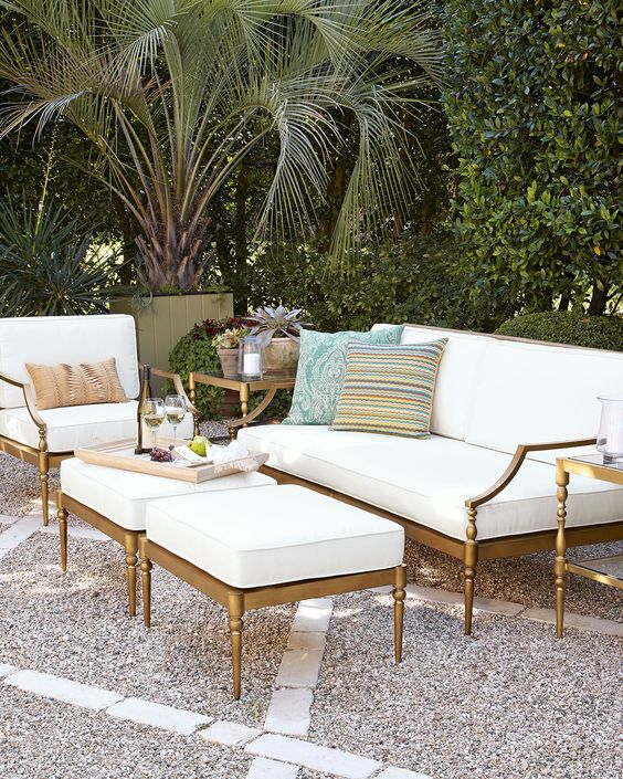 Alison Iroko Outdoor by Minotti Alison Iroko Outdoor Sofa http ...