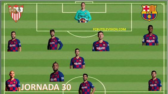 SEVILLA 0 FCB 0