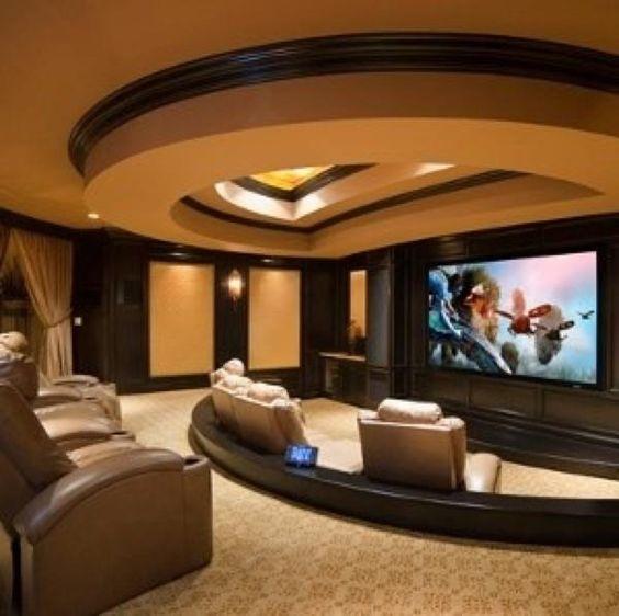Home Entertainment Rooms Ideas: Pinterest • The World's Catalog Of Ideas