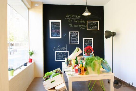 La Huertaza, de A54insitu, una verdulería en Zaragoza donde aliñan hortalizas con diseño