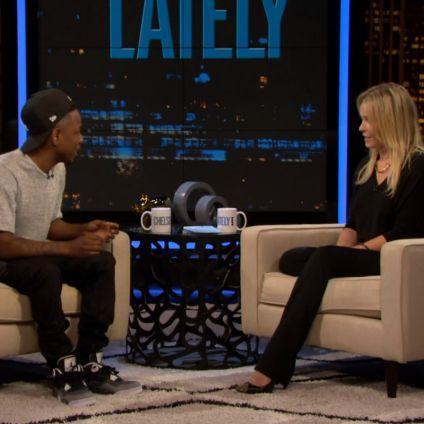 Watch Kendrick Lamar on Chelsea Lately