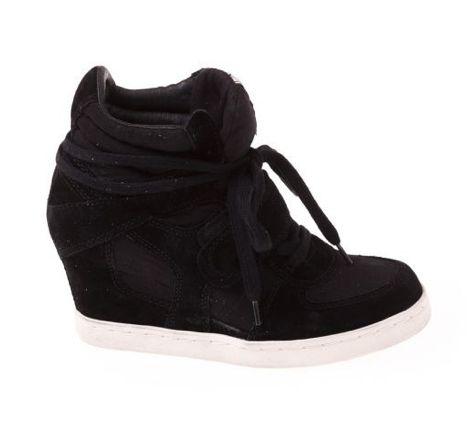 zapatillas adidas mujer con taco