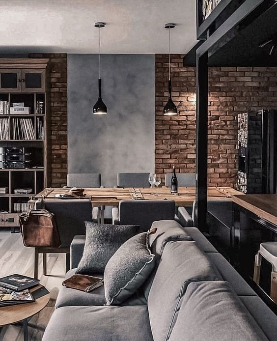 Urban Modern Living Room Design Style In Your Home 2020 Urban Interior Design Living Room Design Modern Living Room Design Styles