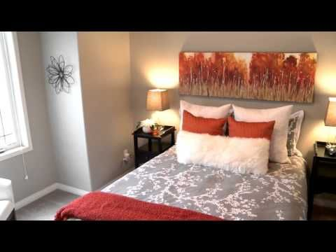 Gorgeous Starter Home Staged by Simply Irresistible Interiors 780-452-4527 - YouTube