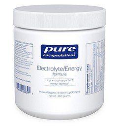 Electrolyte/Energy Formula