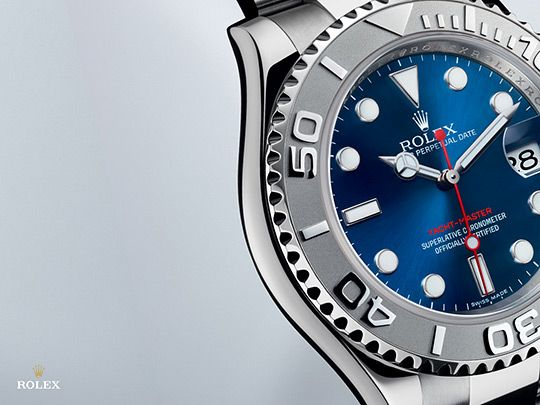 The new 2012 Rolex – Yacht-Master Watch