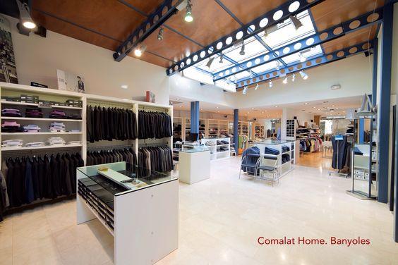 Tienda Comalat Home . Banyoles ( Spain )
