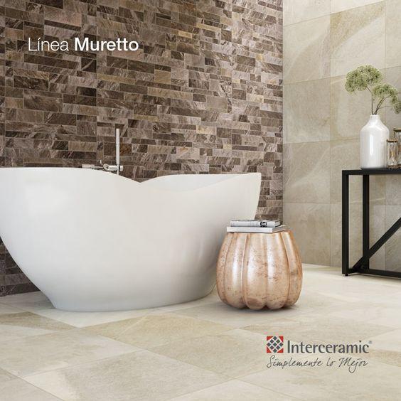 Azulejos Para Baño Gilsa:El #nuevo #azulejo Muretto está inspirado en las rocas Sus colores
