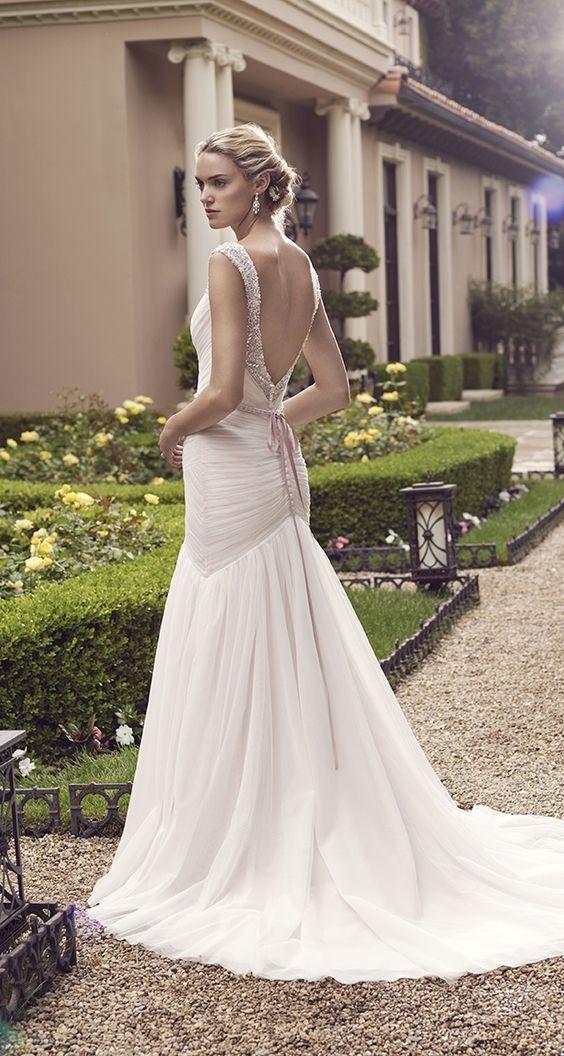 Casablanca Spring 2016 Garden Dreams Wedding Dresses