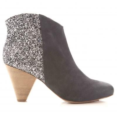 Looking forward to chilly temps for this bootie!