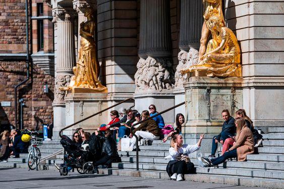 Studie: Zweden heeft scholen open, miljoenen kinderen, geen maskers, geen lockdown en geen sterfgevallen