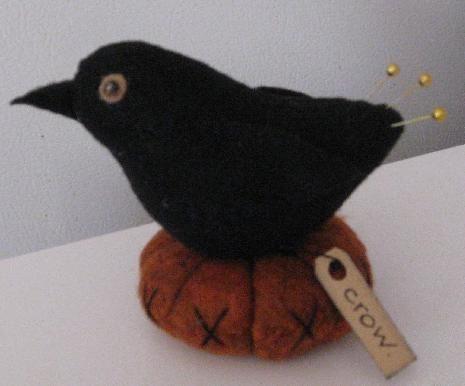 crow..pumpkin