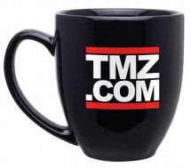 TMZ Store - TMZ.COM 15 oz Coffee Mug
