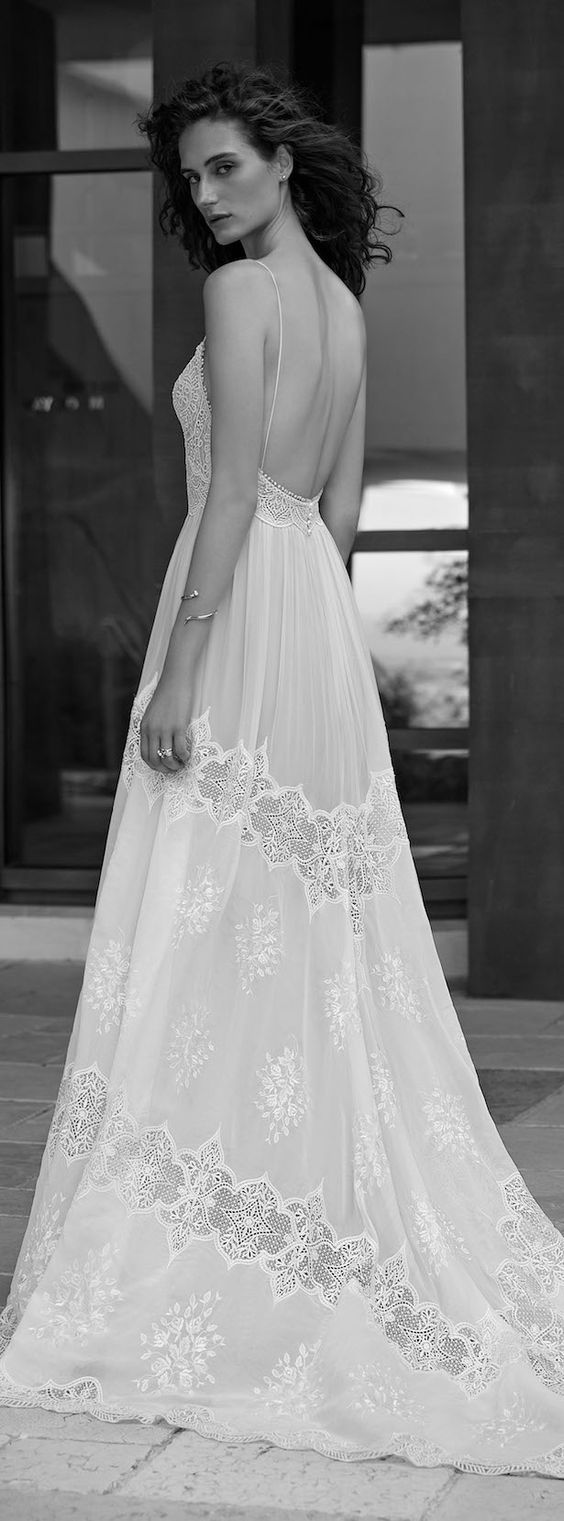 Wedding Dress by FLORA Bridal 2017 Collection: