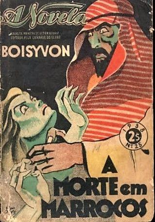 Revista A Novela número 25, 1938: