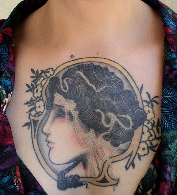 """""""La Templanza"""", tattoo homenaje a mis abuelos"""
